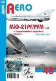 MiG-21PF/PFM v československém vojenském letectvu - 1. díl - Miroslav Irra