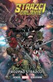 Strážci galaxie 3 - Rozpad Strážců - Brian Michael Bendis