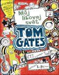 Tom Gates Můj libovej svět - Liz Pichon