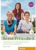 Beste Freunde 3 A2/1 - pracovní sešit+CD (česká verze) - Manuela Georgiakaki