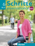 Schritte international Neu 6 Kursbuch+Arbeitsbuch mit Audio - Daniela Niebisch, ...