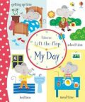 Lift-the-Flap My Day - Bathie Holly