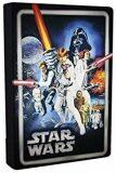 Světelný obraz Star Wars 20 x 30 cm - MagicBox