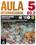 Aula internacional Nueva edición 5 (B2.2) – Libro del alumno + CD - Klett