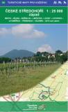 České středohoří - západ 1:25 000 - Geodézie