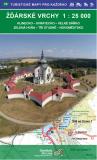 Žďárské vrchy 1:25 000 - Geodézie