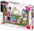 Puzzle Minnie v Paříži 24 dílků - Dino Toys