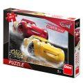 Puzzle Auta 3 - Aquaplaning -100XL dílků - Dino Toys