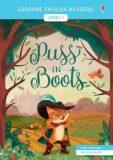 Usborne - English Readers 1 - Puss in Boots - Mackinnon Mairi