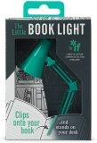 Miniretro světlo na knihu - mint - TRIGO CZ