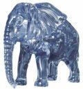 Slon: 3D Crystal puzzle 40 dílků - HCM Kinzel
