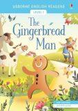Usborne English Readers 1: The Gingerbread Man - Mairi Mackinnon