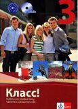 Klass 3 - Ruština pre stredné školy (Učebnica + pracovný zošit + 2 CD) SK vezre - Natalia Orlova