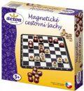 Magnetické cestovní šachy - DETOA