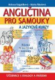 Angličtina pro samouky a jazykové kurzy + CD - Helena Šajgalíková, ...