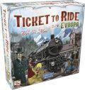 Ticket to Ride - Evropa - neuveden