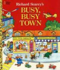 Richard Scarry´s Busy, Busy Town - Richard Scarry
