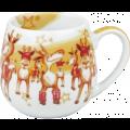 Hrnek buclák - Merry Christmas Party 420 ml - Mugshop