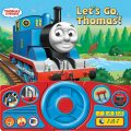 Ride Along with Thomas Steering Wheel Book - Phoenix