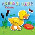 Kniha s puzzle - Kačenka - Vera Brüggemannová,