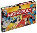 Monopoly DC Comics Retro ENG -