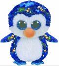 Beanie Boos Flippable PAYTON - tučňák 24 cm - TY