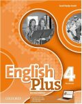 English Plus 4 Workbook with Access to Audio and Practice Kit (2nd) - Janet Hardy-Gould