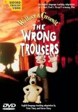 Wallace and Gromit the Wrong Trousers DVD - Peter Viney