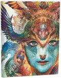 Zápisník Paperblanks - Dharma Dragon - Flexis ultra nelinkovaný - Hartley & Marks