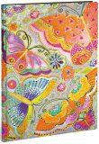 Zápisník Paperblanks - Flutterbyes - Flexis Ultra nelinkovaný - Hartley & Marks