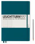 Zápisník Leuchtturm1917 Pacific Green Pocket tečkovaný -