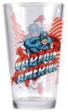 Sklenice Captain America 450 ml - MagicBox