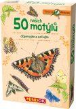 Mindok Expedice příroda: 50 našich motýlů - MINDOK