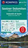 Sextner Dolomiten/Dolomiti di Sesto, tob - KOMPASS-Karten GmbH