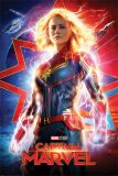Plakát - Captain Marvel (Higher, Further, Faster) -
