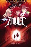 Amulet (7) Firelight - Kazu Kibuishi