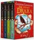 Jak vycvičit draka 1-4 díl - Cressida Cowellová