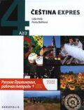 Čeština expres 4 (A2/2) - rusky + CD - Lída Holá, Pavla Bořilová