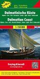 Dalmatské pobřeží - Freytag & Berndt