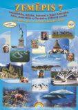 Zeměpis 7 - Asie, Afrika, Amerika, Austrálie a Oceánie, Antarktida, Čtení s porozuměním - PhDr. prof. Petr Chalupa, ...