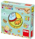 Kostičky pro nejmenší dětičky 4ks - Dino Toys