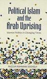 Political Islam and the Arab Uprising : Islamist Politics in Changing Times - Siddiqui Fazzur Rahman