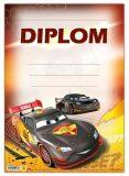 Dětský diplom A4 Disney (Cars) - MFP