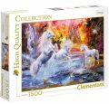 Puzzle 1500 - Jednorožci - CLEMENTONI