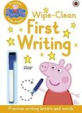 Peppa Pig: Practise with Peppa: Wipe-Clean First Writing - Ladybird Books