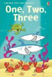 One, Two, Three Very First Reading Support Title - Mairi Mackinnon