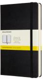 Moleskine Zápisník Expanded tvrdý čtvereček černý L - Moleskine
