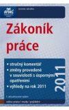 Zákoník práce 2011 - Jaroslav Jakubka