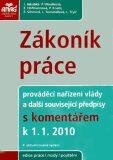 Zákoník Práce 2010 - Jaroslav Jakubka