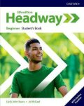 New Headway Fifth Edition Beginner Student´s Book with Student Resource Centre Pack - John Soars, Liz Soars